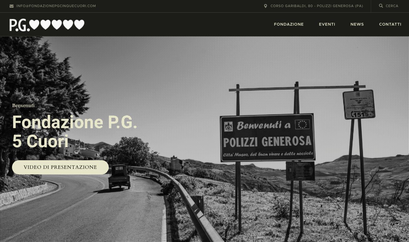Fondazione P.G. 5 Cuori